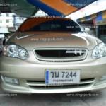 ชุดแต่งรอบคัน Toyota Altis 02-06 ทรง NS1