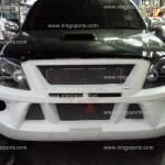 กันชนหน้า Toyota Vigo ทรง NS1