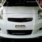 กันชนหน้า Toyota Yaris ทรง Burnout