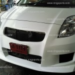 กันชนหน้า Toyota Yaris ทรง Burnout V2.0