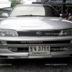 ลิ้นหน้า Toyota AE 100-101 ทรง V.3