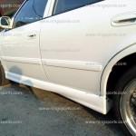 สเกิร์ตข้าง Toyota AE 100-101-111-Hi Torque ทรง V.2