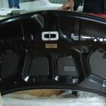 ฝากระโปรงคาร์บอนเคฟลาร์แท้ SIGMAX สำหรับ Civic FD