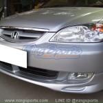 ลิ้นหน้า Honda Civic 2003 Dimension ทรง V.1