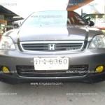 ลิ้นหน้า Honda Civic 99 EK ทรง SIR2