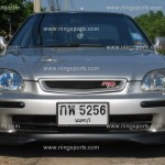 ลิ้นหน้า Honda Civic 96 EK ทรง SIR2