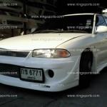 ชุดแต่งรอบคัน Mitsubishi E-CAR ทรง Evo6 ผสม Veilside