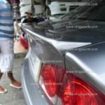สปอยเลอร์ Honda Civic FD ทรง Ducktail MDLL
