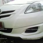 ชุดแต่งรอบคัน Toyota Vios 2007 ทรง V.3 (GT)