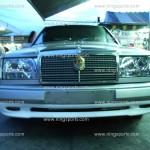 ชุดแต่งรอบคัน Benz W124 ทรง WALD