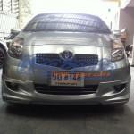 ชุดแต่งรอบคัน Toyota Yaris ทรง Gialla