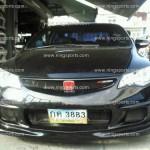 ชุดแต่งรอบคัน Honda Civic FD ทรง ings+1 V.3