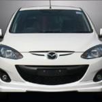 ชุดแต่งรอบคัน Mazda2 Sedan ทรง V.1