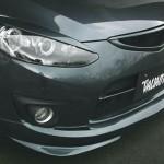 ชุดแต่งรอบคัน Mazda2 Hatchback ทรง Valiant