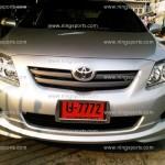 ชุดแต่งรอบคัน Toyota New Altis 08 ทรง V.2