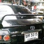 สปอยเลอร์ Toyota Vios ทรงสูง