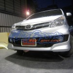 ชุดแต่งรอบคัน Toyota Avanza 2012 ทรง OEM (สำหรับรถรุ่นไม่ท็อป)