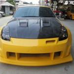 ชุดแต่งรอบคัน Nissan Fairlady Z33 350Z ทรง ings+1