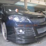 กันชนหน้า Toyota Vios ทรง R8