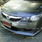 ชุดแต่งรอบคัน Honda Civic FD 09 ทรงผสม MTR, Mugen, MugenRR และ Type-R