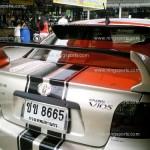 สปอยเลอร์ Toyota Vios ทรงสูง V.2