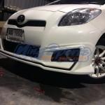 ชุดแต่งรอบคัน Toyota Yaris 2012 ทรง RS