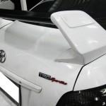 สปอยเลอร์ Toyota Vios 2007 ทรง Type-R