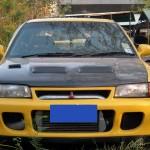 กันชนหน้า Mitsubishi E-CAR ทรง EVO2
