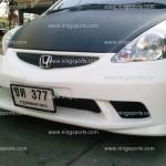 กันชนหน้า Honda Jazz GD 04-07 ทรง Type-R