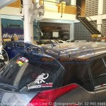สปอยเลอร์ GT Speed สำหรับ Yaris 2014
