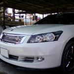 ชุดแต่งรอบคัน Honda Accord G8 ทรง MODE PARFUME