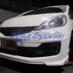 ชุดแต่งรอบคัน Honda Jazz GE Minorchange ทรง Mugen RS (งาน imported)