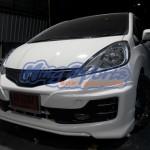 ชุดแต่งรอบคัน Honda Jazz GE Minorchange ทรง Mugen RS