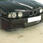 กันชนหน้า BMW E34 ทรง M5