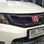 กระจังหน้า Honda City 2012 ทรง Mugen RR