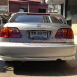 ลิ้นหน้า-หลัง Honda Civic 99 EK ทรง V.1