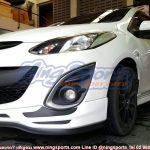 ชุดแต่งรอบคัน Mazda 2 5D ทรง Racing-S
