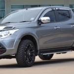 สเกิร์ตหน้า Mitsubishi Triton 2015 ทรง RBS