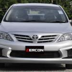 ชุดแต่งรอบคัน Toyota Altis 10 (Minorchange) ทรง Zercon