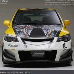 ชุดแต่งรอบคัน Honda Civic FD 09 ทรง J'S Racing Type-S