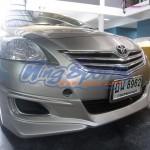 ชุดแต่งรอบคัน Toyota New Vios 2007 ทรง V.6