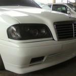 ชุดแต่งรอบคัน Benz W202 ทรง Brabus