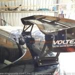 GT Wing ทรง Voltex คาร์บอนไฟเบอร์