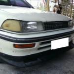 ชุดแต่งรอบคัน Toyota AE 92 แบบลิ้นต่อ