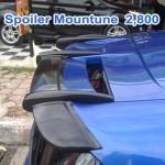 ครอบสปอยเลอร์ Ford Fiesta ทรง Mountune