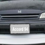 ชุดแต่งรอบคัน Honda Accord 94 ไฟท้ายก้อนเดียว ทรง V.5