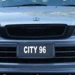 ชุดแต่งรอบคัน Honda City 96 ทรง WALD