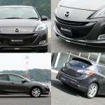 ชุดแต่งรอบคัน Mazda 3 2011 5D ทรง Kenstyle