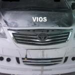 ชุดแต่งรอบคัน Toyota Vios 2007 ทรง VIP