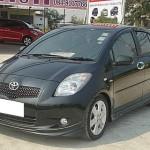 ชุดแต่งรอบคัน Toyota Yaris ทรง S-Limited